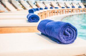 πετσέτα για τη θάλασσα