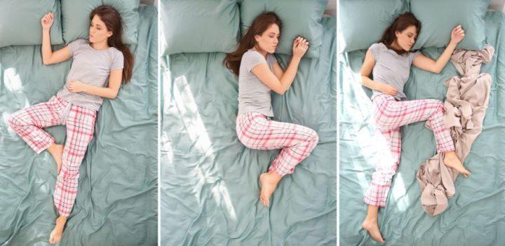 Δες πως η στάση ύπνου επηρεάζει την υγεία σου!