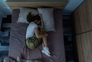 στάση ύπνου έμβρυο