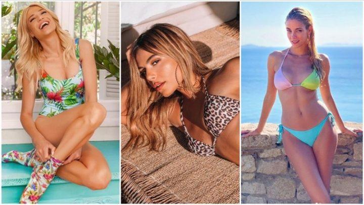 Τι μαγιό επέλεξαν οι Ελληνίδες celebrities για το καλοκαίρι!