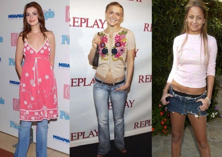 6 Τάσεις της μόδας που δεν πρέπει να επιστρέψουν!