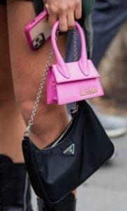διπλή τσάντα