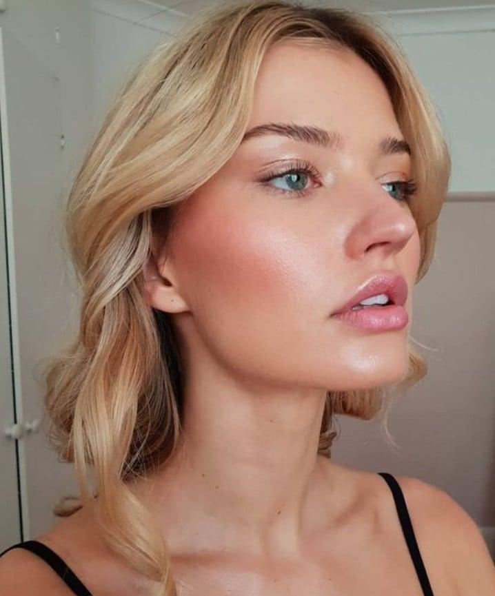 φυσικό makeup