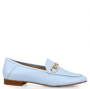 γαλάζια loafers