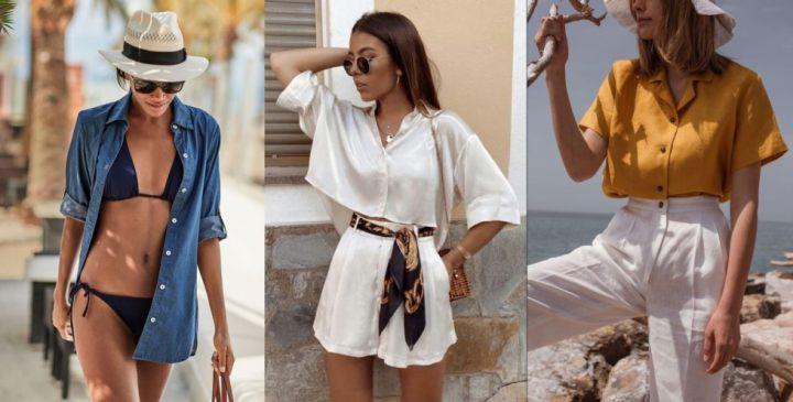 8 Καλοκαιρινά ντυσίματα με πουκάμισο για όλα τα γούστα!