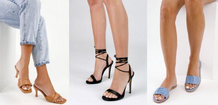 Γυναικεία καλοκαιρινά παπούτσια Tsakiris Mallas 2021