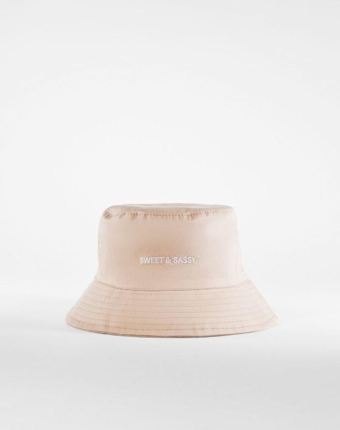 ροζ καπελο αξεσουαρ