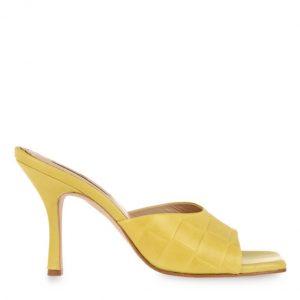 κίτρινα mules