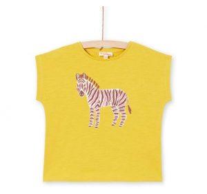 κίτρινη μπλουζα