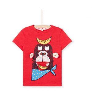 κόκκινη μπλούζα