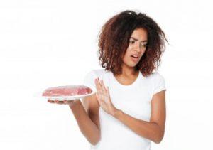 κρέας όχι καλό στη ζέστη