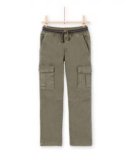 λαδί παντελόνι