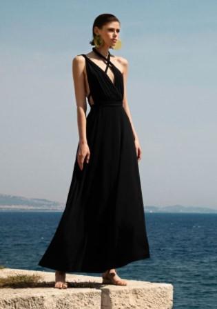 μαύρο φόρεμα πολυμορφικό