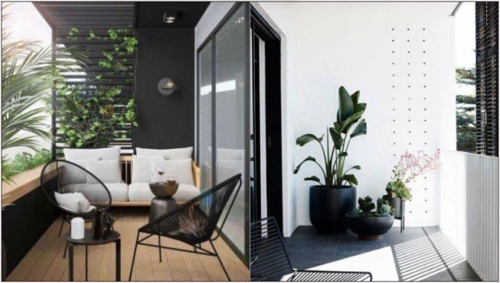 5 Ιδέες για να διακοσμήσεις ένα μοντέρνο μπαλκόνι!