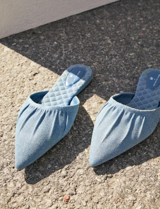 H&M παπούτσια mules καλοκαιρι