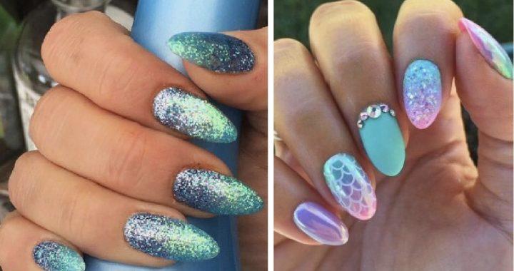 10 Υπέροχες ιδέες για γοργονέ νύχια!