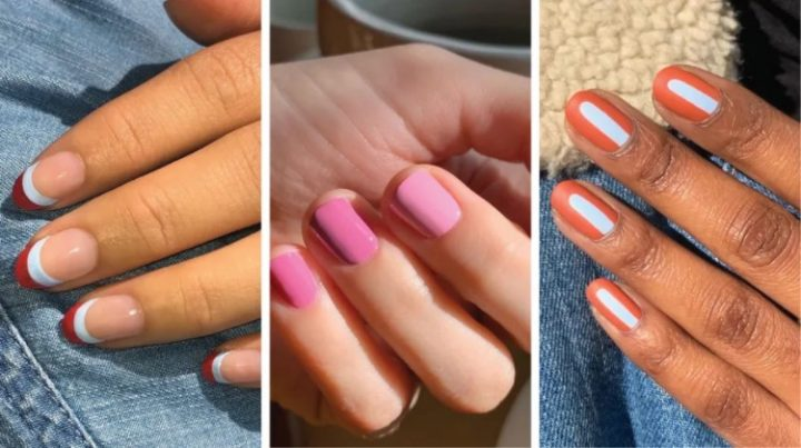 10 Super cool σχέδια για καλοκαιρινά νύχια!