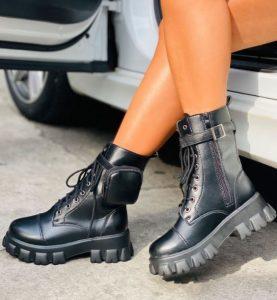 παπούτσια με θήκη