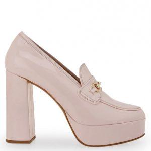 ψηλοτάκουνα loafers