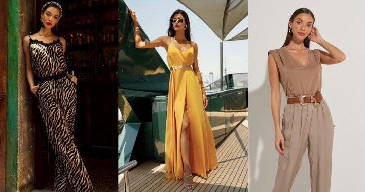 Καλοκαιρινά γυναικεία ρούχα Lynne Collection 2021