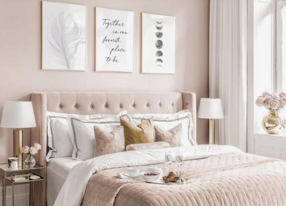 5 Ξεκούραστα χρώματα για το υπνοδωμάτιο!