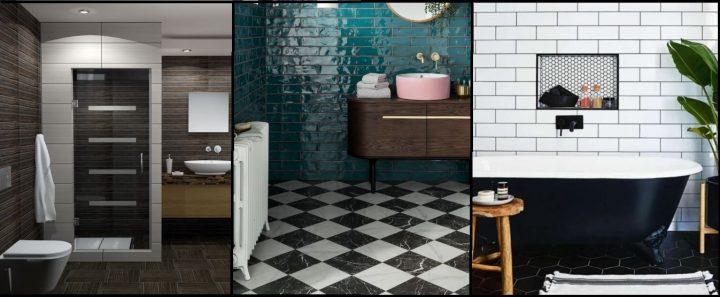 7 Ιδιαίτερες προτάσεις για πλακάκια μπάνιου!