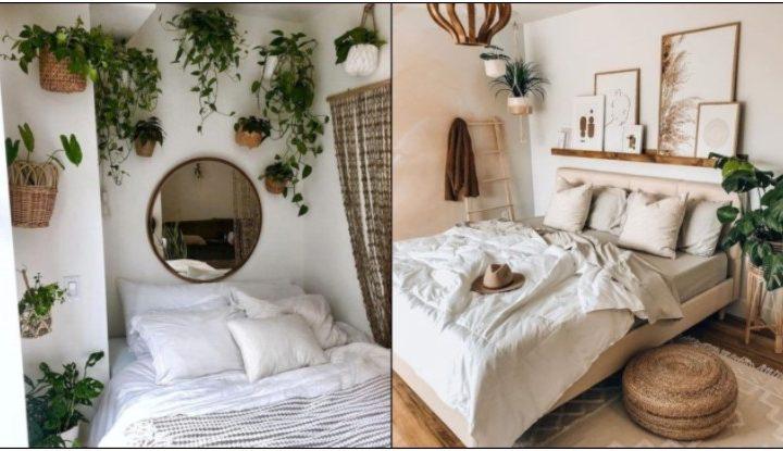 5 Τρόποι να διακοσμήσεις τους τοίχους της κρεβατοκάμαρας!