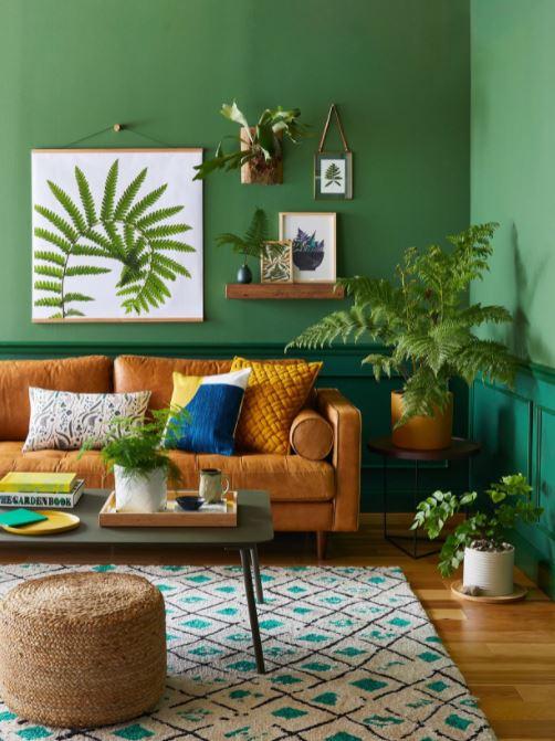 πράσινος τοίχος