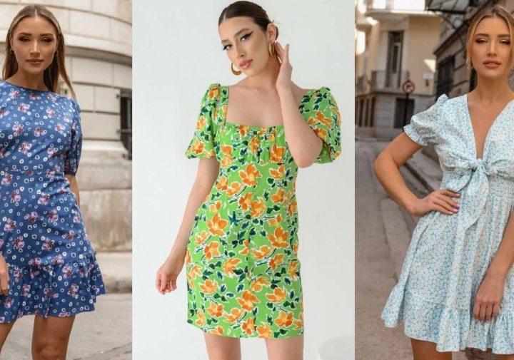 8 Φανταστικά mini φορέματα για όλη τη μέρα!