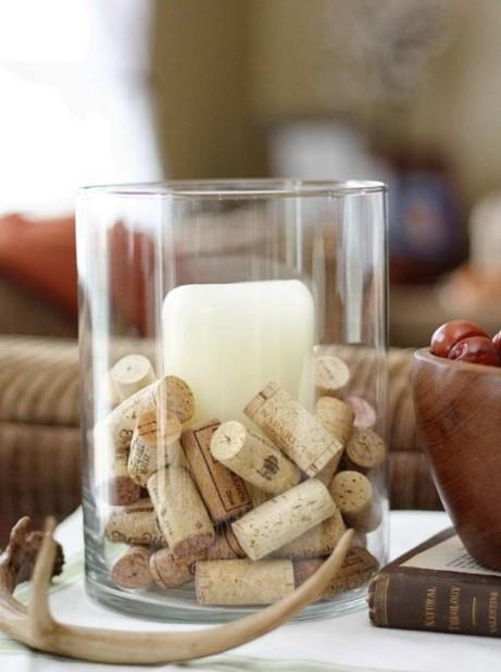 μίνιμαλ βάζο κερί βάλεις μέσα βάζο