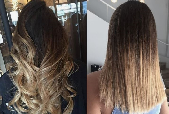 όμπρε μαλλί