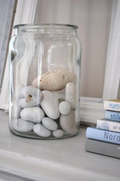 πέτρες μίνιμαλ βάζο