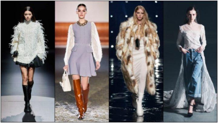Ποια γυναικεία ρούχα θα φορεθούν το Χειμώνα 2021-2022