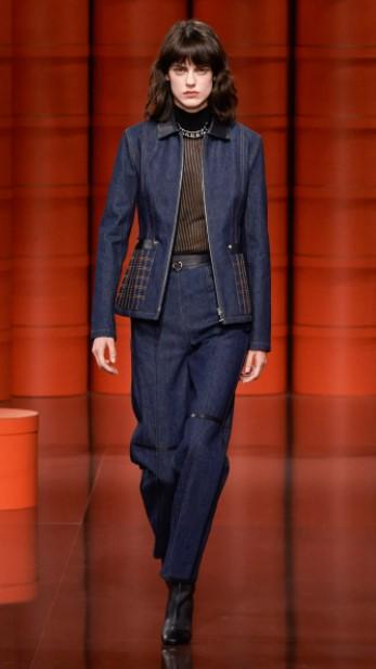 τζιν παντελόνι τζιν σακάκι