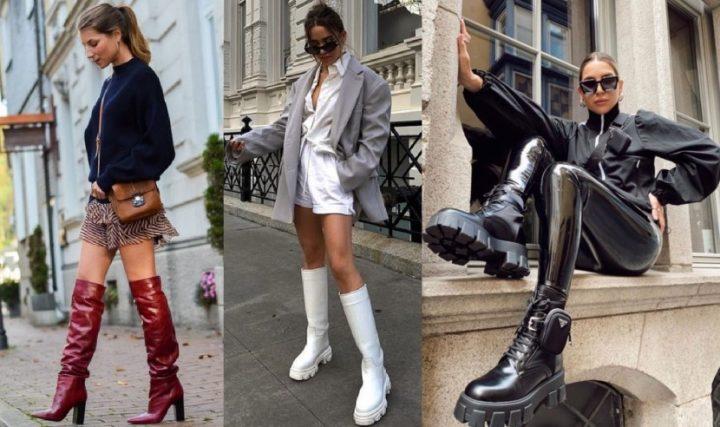 8 Τάσεις στα γυναικεία παπούτσια για τον χειμώνα 2021-2022