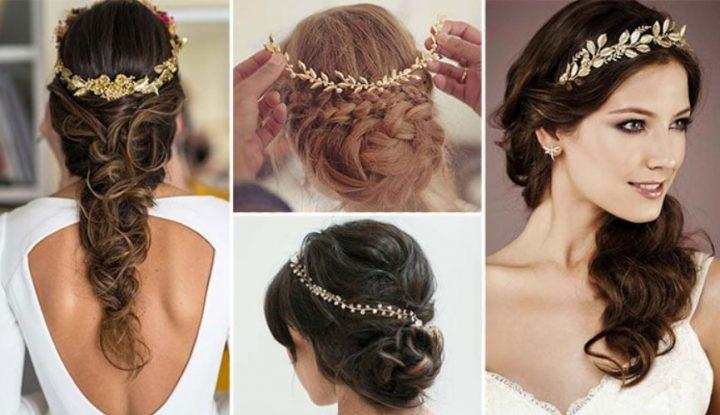 19 Ιδέες με αρχαιοελληνικά χτενίσματα για μακριά μαλλιά!