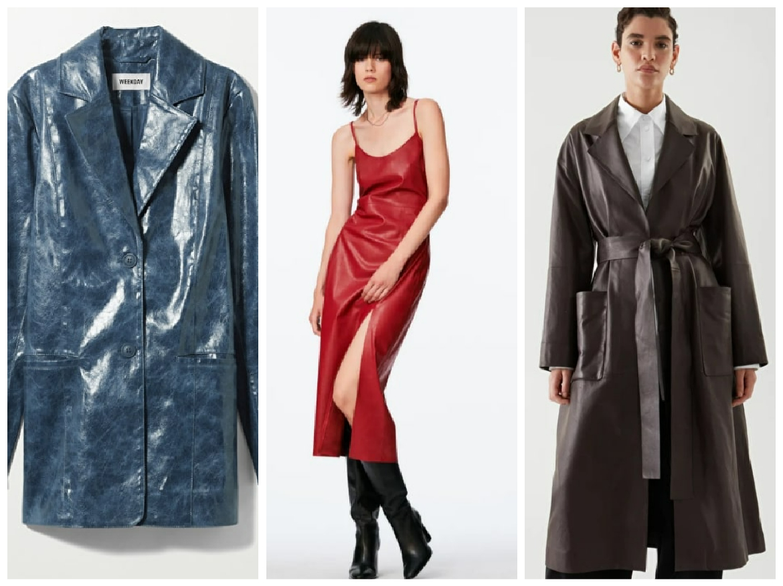 δερμάτινα ρούχα