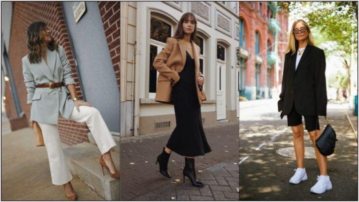 5 Τρόποι να φορέσεις το σακάκι σου το φθινόπωρο!
