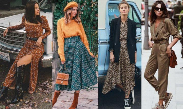 8 Μοντέρνα φθινοπωρινά ντυσίματα για όλη τη μέρα!