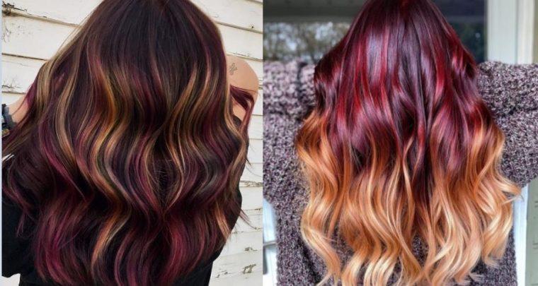 5 Όμορφα φθινοπωρινά χρώματα μαλλιών για καστανές!