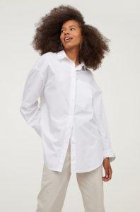 λευκό γυναικείο πουκάμισο