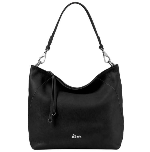 μαύρη μεγάλη τσάντα ώμου χειμωνιάτικες τσάντες ΚΕΜ 2022