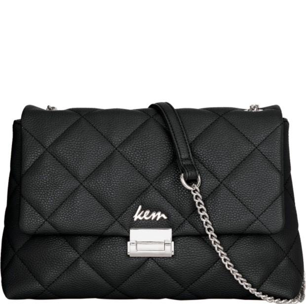 μιρκή μαύρη τσάντα χειμωνιάτικες τσάντες ΚΕΜ 2022