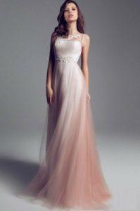 ροζ νυφικο απαλο σβησιμο