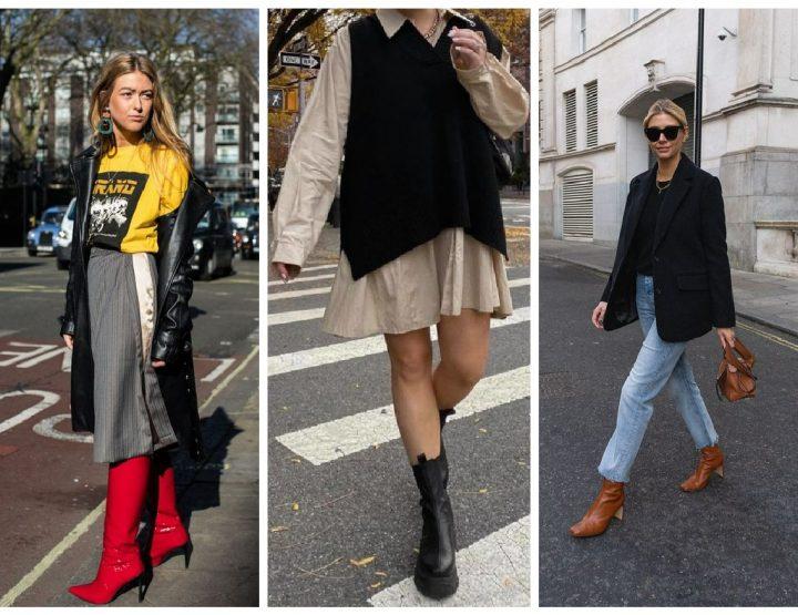 Πώς να φορέσεις τις μπότες σου τον χειμώνα 2021-2022