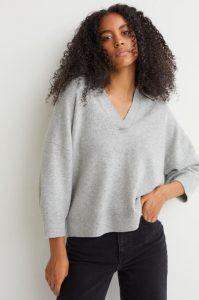 πουλόβερ με γιακά