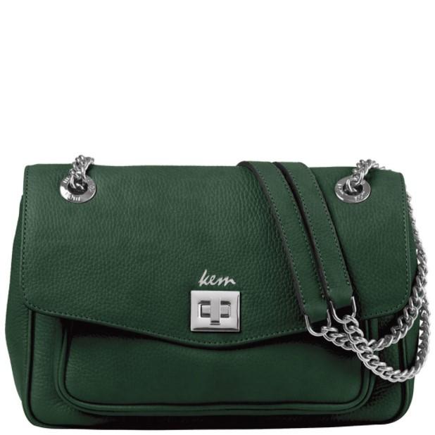 πράσινη τσάντα ώμου χειμωνιάτικες τσάντες ΚΕΜ 2022