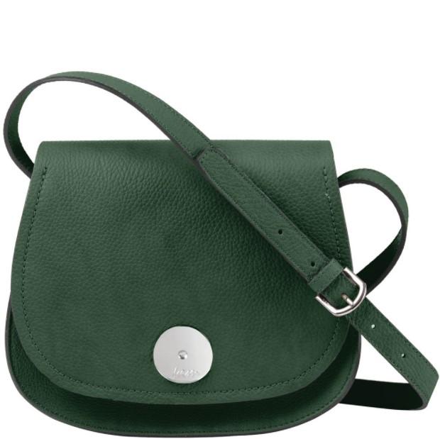 πράσινη τσάντα χιαστί χειμωνιάτικες τσάντες ΚΕΜ 2022