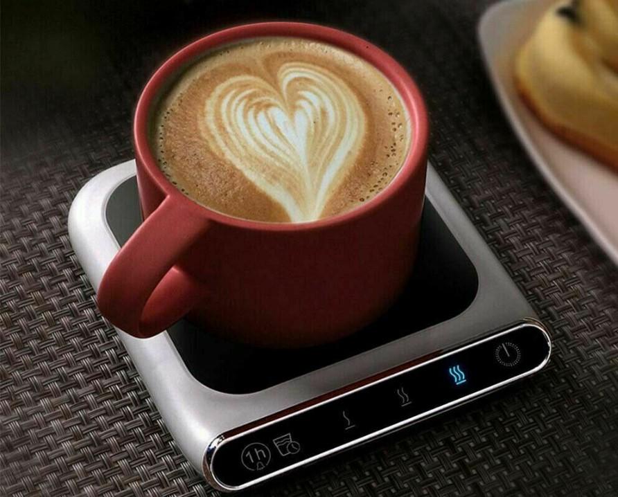 θερμαντική πλάκα καφέ