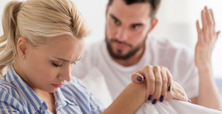7 Σημάδια για να μην τον παντρευτείς!
